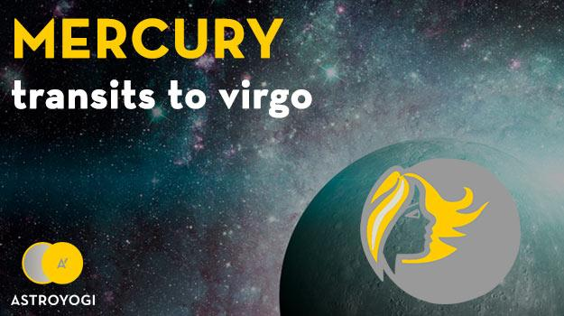 The Mercury Transit to Virgo On 11th September And Its Impact