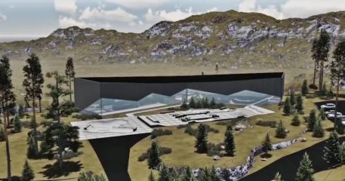 Tous sports - En Suisse, ils créent l'«Alaïa Chalet», la plus grande surface de sports d'action d'Europe