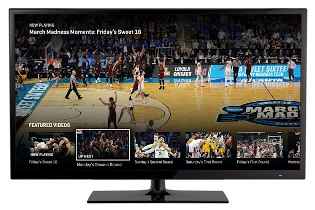 NCAA March Madness Live streams on Oculus Go