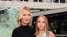 La hija de Kate Moss cumple 18 años y sigue los pasos de su madre