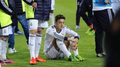 Real-Leaks! Pöbelte Pérez so widerlich gegen Özil?