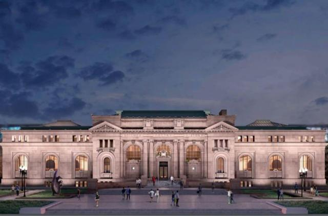 Apple Store inside DC's historic Carnegie Library opens May 11th