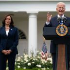Biden, Harris release 2020 tax returns