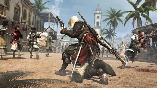 Assassin's Creed 4 ships 10 million, Rocksmith 2014 hits a low note