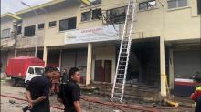 Six perish in Ipoh shophouse blaze (VIDEO)