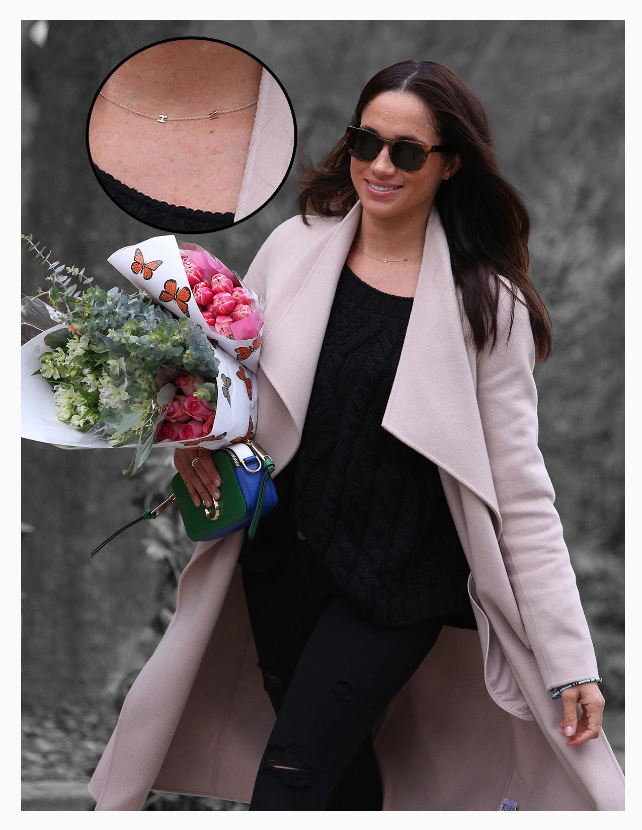 500cfb4b979 Actress Meghan Markle was recently spotted flower shopping in Toronto.  (Photo  Splash News