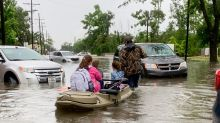 Louisiana slammed with more 'historic' heavy rain than during two hurricanes in 2020