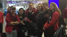 Montreal students leave for France for 100th anniversary of Battle of Vimy Ridge