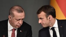 Diplomatie :bras de fer entre la France et la Turquie
