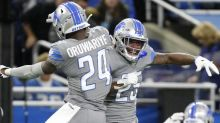 Notes: Lions' frugal secondary is nearly complete