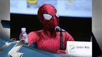 Film News Pop: Spder-Man Appears At Comic-Con To Debut Footage From New Movie