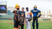 The Howard Hughes Corporation® Unveils Las Vegas Ballpark® To Sold-Out Crowd At Las Vegas Aviators® Season Opener