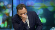 The Project host red-faced after major language gaffe on air