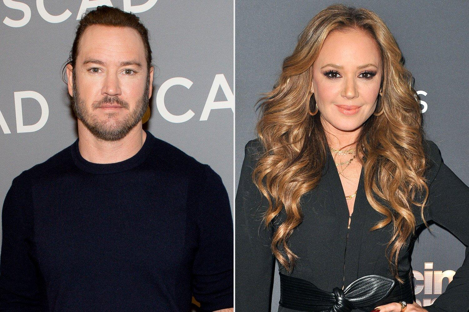 Saved by the Bell : Mark-Paul Gosselaar on 'Undeniable Chemistry' and 'Real Kisses' with Leah Remini