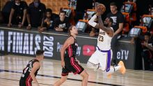 LeBron James's Los Angeles Lakers defeat Miami Heat to snatch NBA title