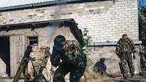 Fighting in Ukraine As Cease-fire Talks Stutter