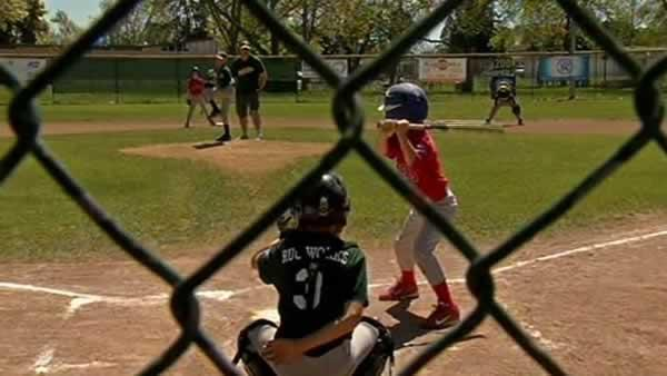 Boy suffers cardiac arrest after being hit by baseball