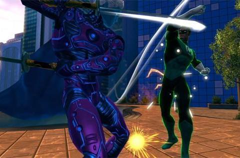 DCUO offers up new screens for AGDC