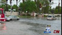 Powerful storm floods Coachella Valley streets, prompts rescues
