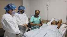 Brazil's iconic chief Raoni to leave hospital Saturday