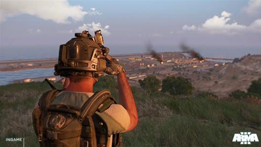 ARMA 3 delayed into 2013