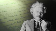 El consejo de Albert Einstein para ser felices