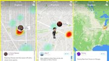 Snapchat makes it easier to find friends through Map Explore