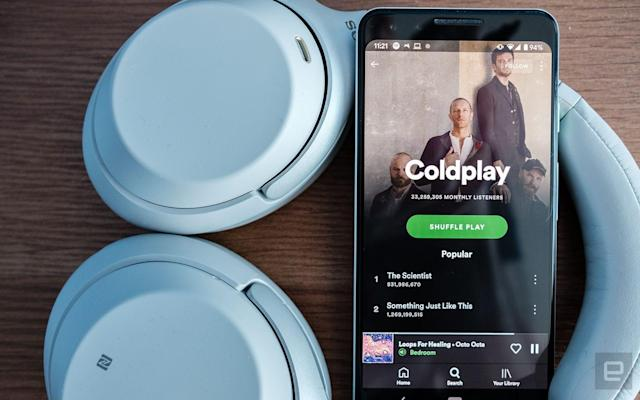 Spotify and Warner sign a new global music licensing deal