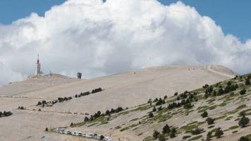 Cyclisme - ProSeries - Deux ascensions au programme du Mont Ventoux Dénivelé Challenges