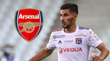 Mercato - Houssem Aouar aurait dit oui à Arsenal