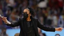 Hall of Famer Dawn Staley on coaching in NBA: 'I surely can stand in front of men and lead them'