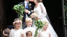10個最低調的全球王室婚禮!這些樸素的王妃公主穿甚麼婚紗出嫁?