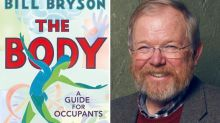 5 astonishing facts about your own body from Bill Bryson's new book