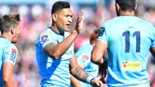Israel Folau achieves incredible slice of try-scoring history