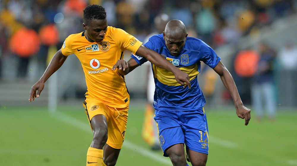 OFFICIAL: Cape Town City and Kaizer Chiefs starting line-ups