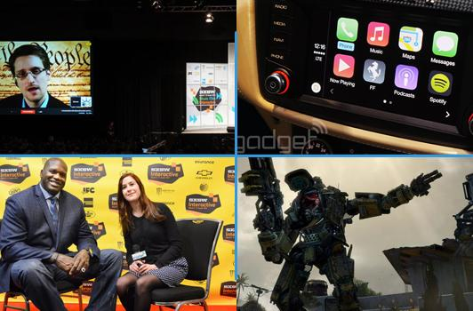Daily Roundup: Titanfall's secret weapon, Edward Snowden talks encryption, and more!