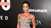 Demi Lovato used to 'sneak cocaine on planes' while promoting sober living