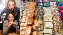 Meal-prepping mum feeds family-of-three for just $15 a week