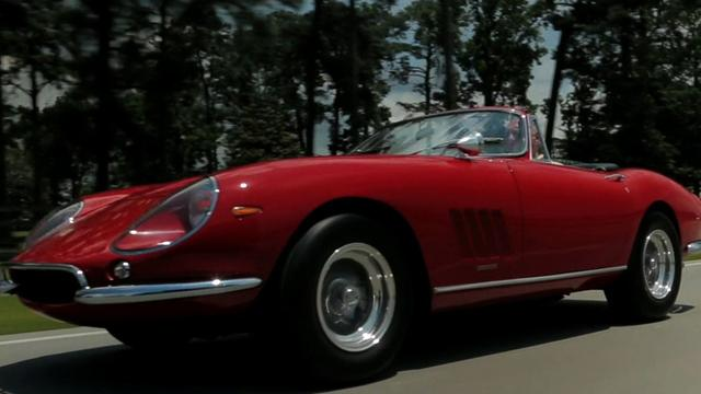 Rare Ferrari could bring in $17 million at auction