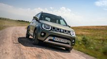 Suzuki gives the Ignis Hybrid a facelift
