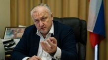 Russian anti-doping сhief defiant over move to fire him