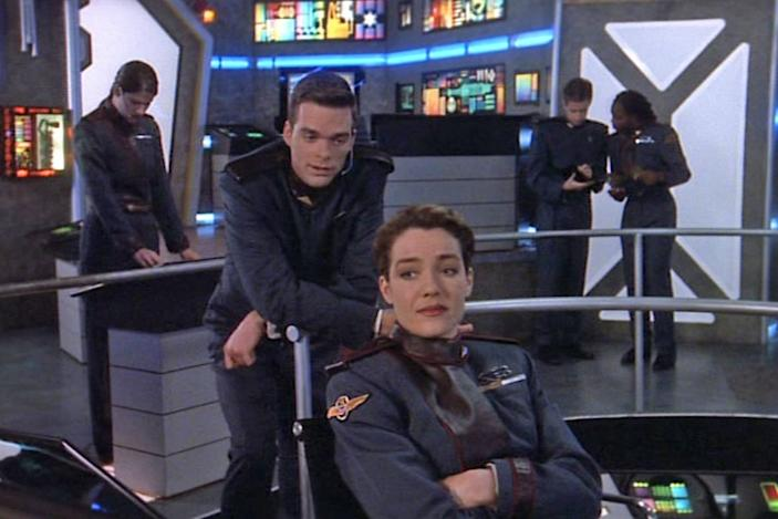 'Babylon 5' is getting a reboot