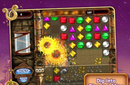 PopCap finally releases Bejeweled HD on iPad