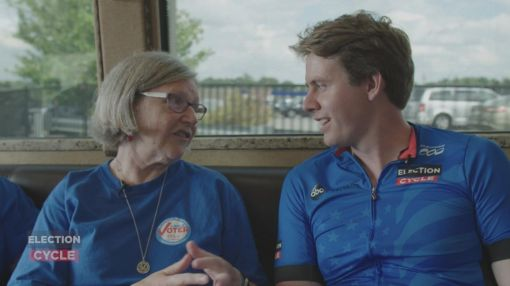 'Election Cycle' Hitches a Ride With the 'Nuns on the Bus' on Route to DNC