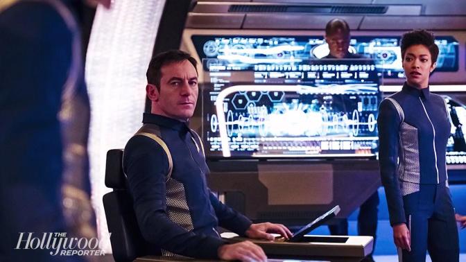 'Star Trek: Discovery' Returning for Second Season   THR News