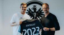 Eintracht Frankfurt anuncia a contratação do português André Silva