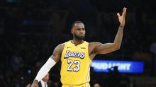 LeBron James becomes ninth player to record 9,000 career assists