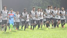 Indian football: Mohammedan Sporting become first Indian club to start training