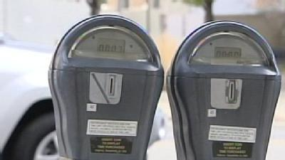 City Employee Charged With Stealing From Parking Meters