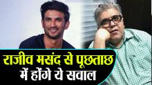 Rajeev Masand to be questioned in Sushant Singh Rajput Case; Check Out